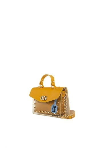 Bagmori Messenger / Askılı Çanta Sarı